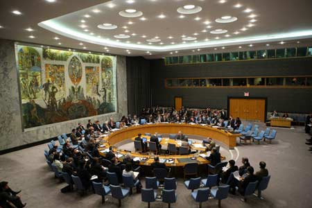 sanctions resolution on Iran